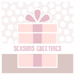 Seasonal Greetings with Customized Nutrition Newsletter
