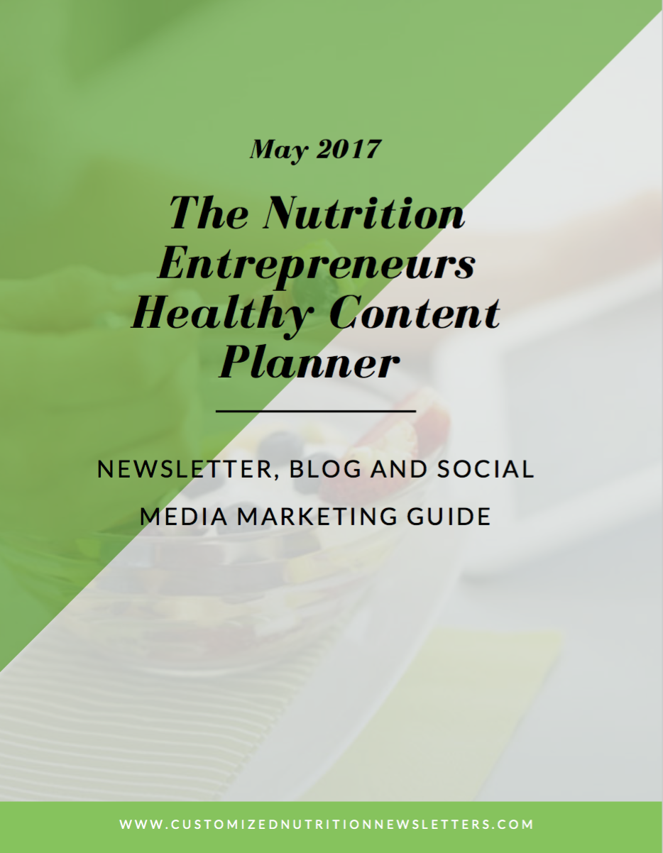 Wellness Newsletters