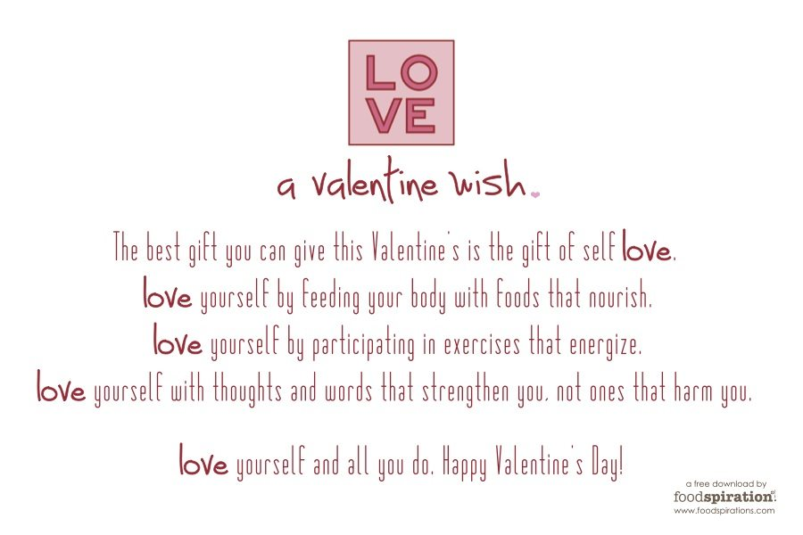 Valentine Wish copy