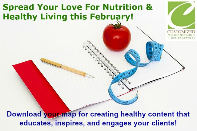 heart health month Customized Nutrition Newsletters