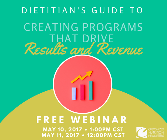 Creating Programs That Drive Results and Revenue